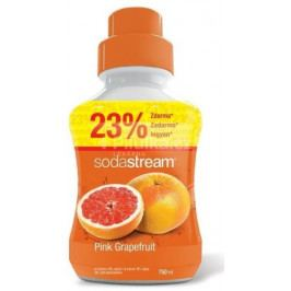 Sirup Pink Grapefruit 750ml SODASTREAM