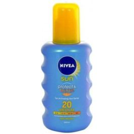 NIVEA SUN Olej na opal. Protect&Bronze OF20 200ml
