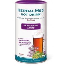 HerbalMed HotDrink Dr.Weiss nachl. rýma 180g+vit.C
