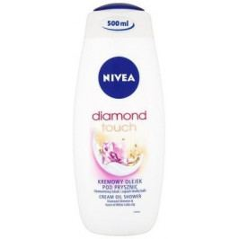 NIVEA Sprchový gel DIAMOND TOUCH 500ml č.80765