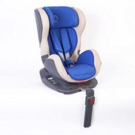 Autosedačka ISOFIX GLIDER (9-18) béžová / modrá