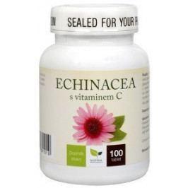 Echinacea s vitamínem C tbl.100