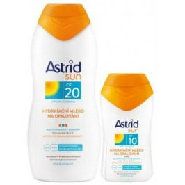 ASTRID SUN mléko OF20 200 ml + OF10 100 ml
