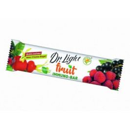 Ovocná tyčinka Dr.Light Fruit Immuno-Bar 30g