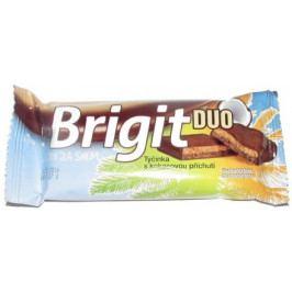 Brigit DUO - tyčinka s kokosovou příchutí 90g