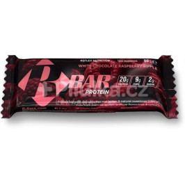 R-Bar Protein 60g bílá čokoláda s malinou