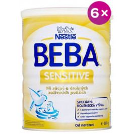 NESTLÉ Beba Sensitive 6x800g NEW