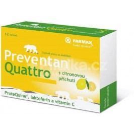 Preventan Quattro s citr.přích.12tbl.