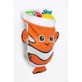 Pytel do vody na hračky ryba 0m +