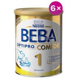 NESTLÉ Beba OPTIPRO Comfort 1 6x800g