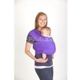 Nosič dětí / šátek Boba Wrap - Purple