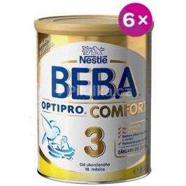 NESTLÉ Beba OPTIPRO Comfort 3 6x800g
