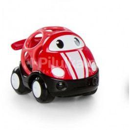 Hračka autíčko závodní Jack Oball Go Grippers červená 18m+