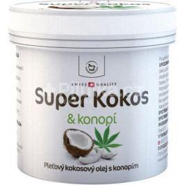 Super Kokos a konopí pleť.olej 150ml