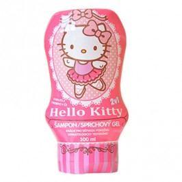 Hello Kitty šampon/sprchový gel 2v1 300ml