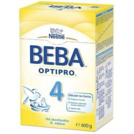 NESTLÉ Beba 4 OPTIPRO 600g
