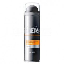 Avon Pěnivý gel na holení Avon MEN 200 ml