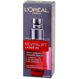 Revitalift Laser X3 Sérum proti vráskám 30ml