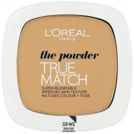 Loréal Paris True Match pudr Golden Beige W3 9g