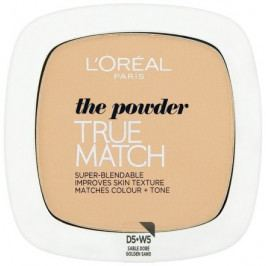 Loréal Paris True Match pudr Golden Sand W5 9g