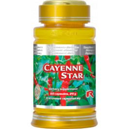 Cayenne Star 60 cps