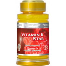 Vitamin K Star 60 tbl