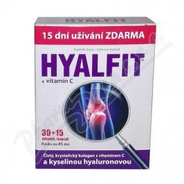 Hyalfit + vitamín C tob.30+15