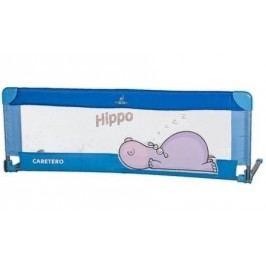 Mantinel do postýlky CARETERO Hippo modrý