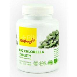 Chlorella BIO 100 g 500 tbl Wolfberry*