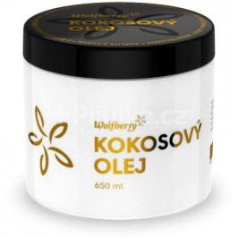 Panenský kokosový olej BIO 650 ml Wolfberry*