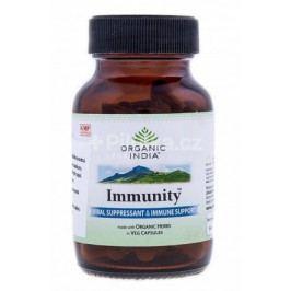 Immunity EN 60 kapslí Organic India