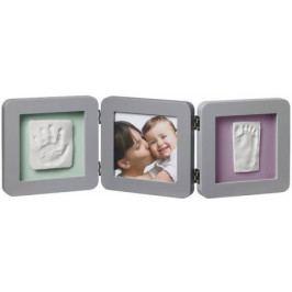 Rámeček Double Print Frame Grey