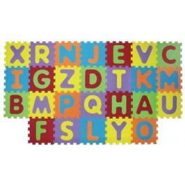 Puzzle pěnové 199x115 cm písmena