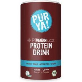 PURYA! Bio Vegan Protein drink kakao/karob 550 g