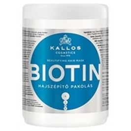 Maska na vlasy s biotinem (Biotin Beautifying Hair Mask) - Objem: 1000 ml