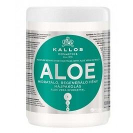 Obnovující maska s Aloe Vera (Aloe Vera Moisture Repair Shine Hair Mask) - Objem: 275 ml