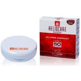 HELIOCARE kompaktní make-up SPF50 odstín:Brown 10g