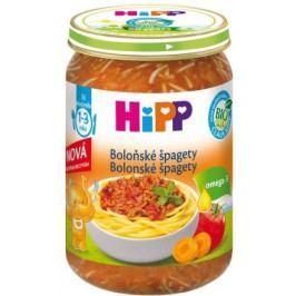 HIPP DĚT. MENU BIO Špag. v bol.om. 250g CZ8618