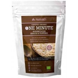 Snídaňová směs One Minute Snack cacao-goji 300g