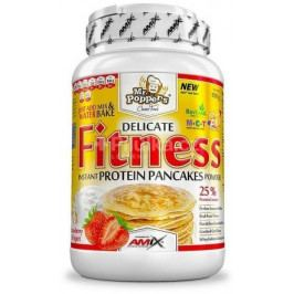 Fitness Protein Pancakes jahoda a jogurt 800g