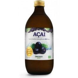 Acai Bio 100% šťáva premium quality 500ml