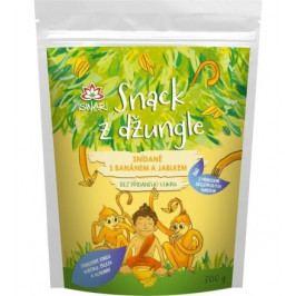 Snídaňová směs snack z džungle jablko-banán (dětská snídaně) 300g