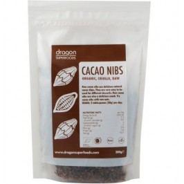 Kakaové boby drcené 200g BIO RAW