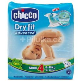 Plenky Chicco Maxi 8-18kg,19 ks