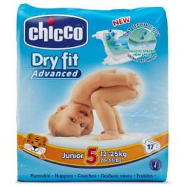 Plenky Chicco Junior 12-25kg,17 ks