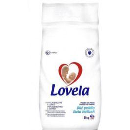 LOVELA prášek bílá 5 kg / 40 pracích dávek