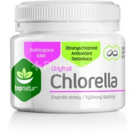 Chlorella TOPNATUR 200mg tbl.250