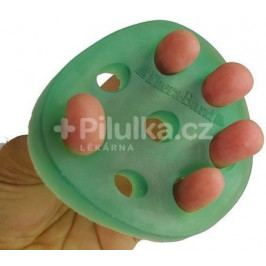 Thera-Band Hand Xtrainer - posilovač prstů a dlaně zelený
