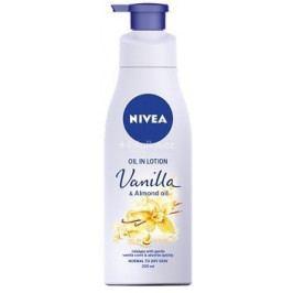 NIVEA Tělové mléko Vanilla&Almond Oil 200ml 88418