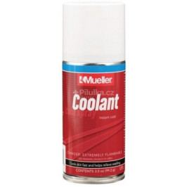 Mueller Coolant Cold Spray, Chladivý sprej